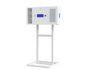 wallmount sterilizer and air purifier