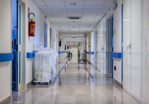 hospital, sterilizer